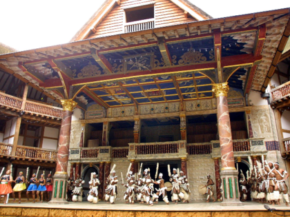 Shakespeare's Globe Theatre 'Decolonising the Plays of Shakespeare'