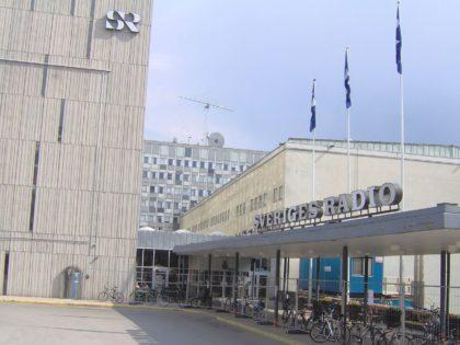 Swedish Radio Broadcasting, Oxenstirnsgatan, Stockholm, Sweden.