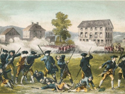 Source Wikimedia: https://upload.wikimedia.org/wikipedia/commons/6/60/Battle_of_Lexington_%28painting%29%2C_Lexington