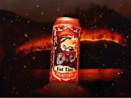 Torched Earth beer