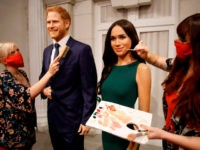 Waxit: Madame Tussauds Moves Harry and Meghan Waxworks Away from Royal Family