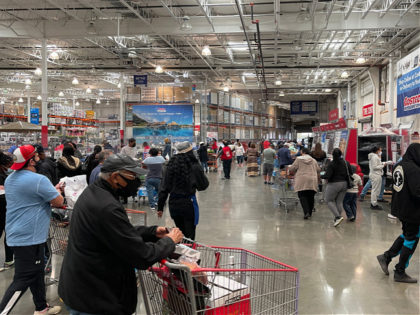 Costco to End Mask Requirement in Some States