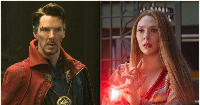 Marvel Boss: Doctor Strange Was Cut from 'WandaVision' to Avoid the 'White Guy' Showing the Female Lead 'How Power Works'