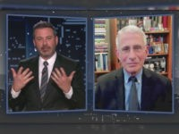 Fauci Complains About Anti-Vaxxers on 'Jimmy Kimmel Live'