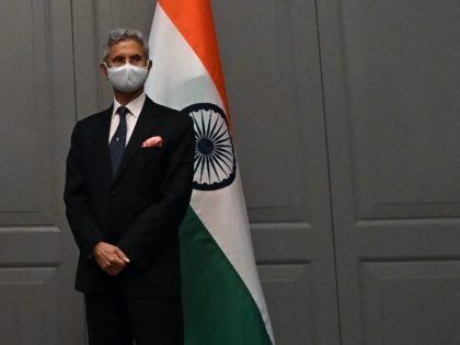US Secretary of State Antony Blinken attends a press conference with India's Foreign Minister Subrahmanyam Jaishankar following a bilateral meeting in London on May 3, 2021, during the G7 foreign ministers meeting. - Britain this week hosts the first face-to-face meeting of G7 foreign ministers in two years, joined by …