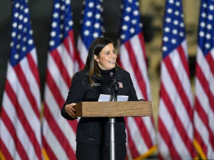 Exclusive– Ashley Hinson: Elise Stefanik Right Person to 'Steer' House GOP Ship to Take Back Majority in 2022