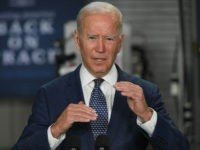 Joe Biden Denies Bigger Unemployment Checks Keeping Workers Out of Workforce