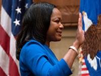 Senate Confirms Biden DOJ Nominee Kristen Clarke with 1 GOP Vote