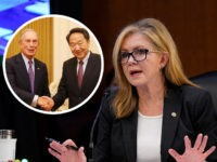 Exclusive — Sen. Marsha Blackburn: Bloomberg-China Scoop Exposes How Media 'Are Actively Doing Business' with Government that 'Sent Us This Virus that Shut Our Economy Down'