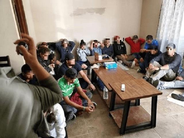 Border Patrol agents find 52 migrants in multiple human smuggling stash houses on April 28. (Photo: U.S. Border Patrol/Rio Grande Valley Sector)