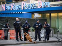 Times Square Shooting Forces Anti-Cop De Blasio to Deploy More Cops