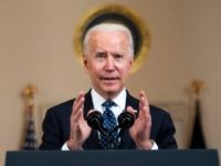 Biden Blames Police for Fueling 'Distrust' in Police Week Statement