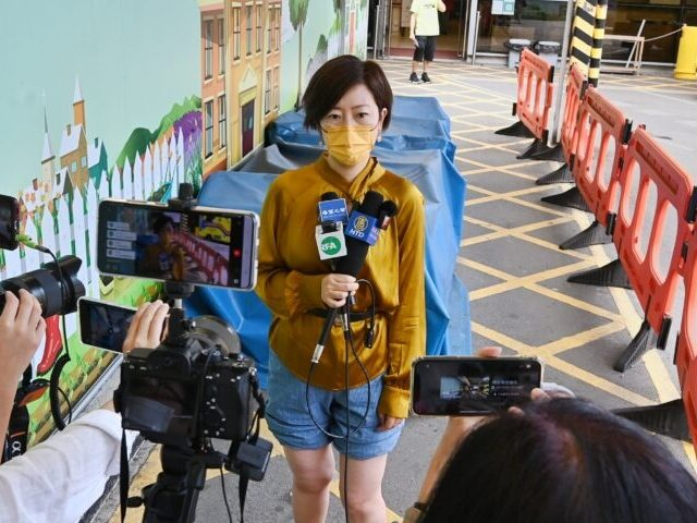 An unknown assailant attacked an Epoch Times reporter with a baseball bat in Hong Kong on Tuesday, multiple news outlets reported.