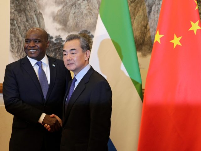 Report: Sierra Leone Sells Rain Forest to World's Worst Polluter China