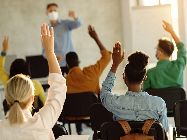 Fraternal Uprising: College Students Reject 'Surveillance State' Coronavirus Restrictions