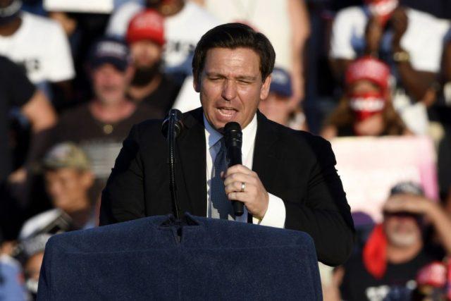 Florida Gov. Ron DeSantis ends COVID-19 restrictions statewide