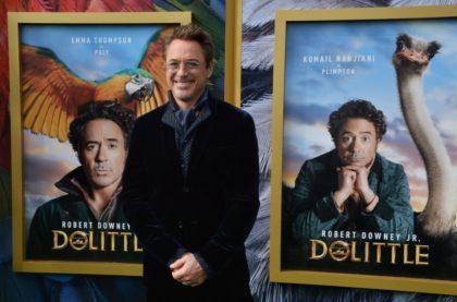 Robert Downey Jr.'s assistant Jimmy Rich killed in car crash