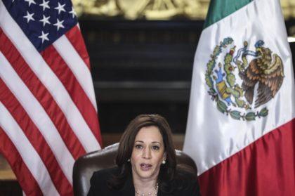 VP Kamala Harris, Mexico President López Obrador pledge immigration progress