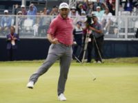 Jon Rahm Wins U.S. Open, One Week After Disqualified for 'Covid'