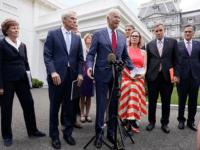 Joe Biden Announces $953 Billion Infrastructure Deal with Moderate Republicans
