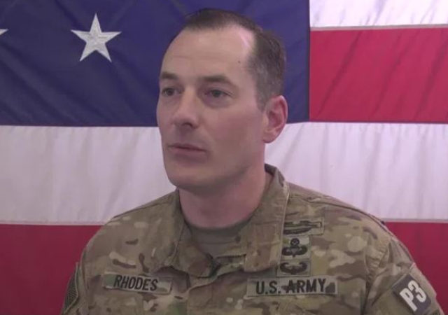 Army Battalion Commander Under Inquiry After Allegedly Telling Soldiers 'White People Are the Problem'