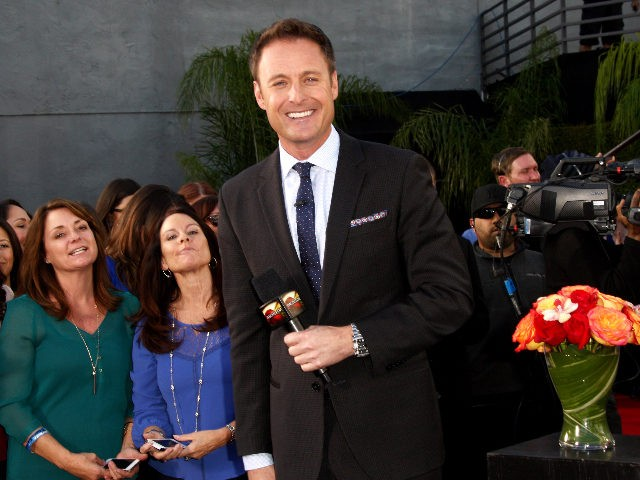 """HOLLYWOOD, CA - JANUARY 05: TV Host Chris Harrison attends the ABC's """"The Bachelor"""" season 19 premiere held at the Line 204 East Stages on January 5, 2015 in Hollywood, California. (Photo by Tommaso Boddi/WireImage)"""