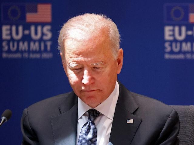 GOP Looks to Kill Biden Agenda by Splitting Infrastructure Bill