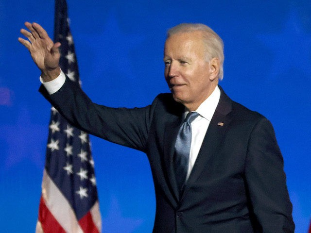 Poll: Only 61 Percent of Registered Voters Believe Biden Won 2020 Election 'Fair and Square'