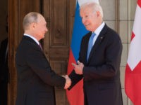 Biden Says He Gave Putin a 'List' of Critical Infrastructure, Warning Russians Not to Hack