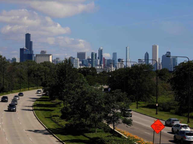 Chicago Lake Shore Drive (Raymond Boyd / Getty)