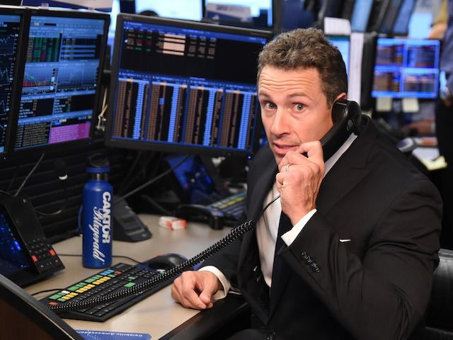 Chris Cuomo attends the Annual Charity Day hosted by Cantor Fitzgerald, BGC and GFI at Cantor Fitzgerald on September 11, 2018 in New York City. (Photo by Presley Ann/Getty Images for Cantor Fitzgerald)