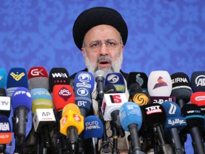 Ebrahim Raisi (Atta Kenare / AFP / Getty)