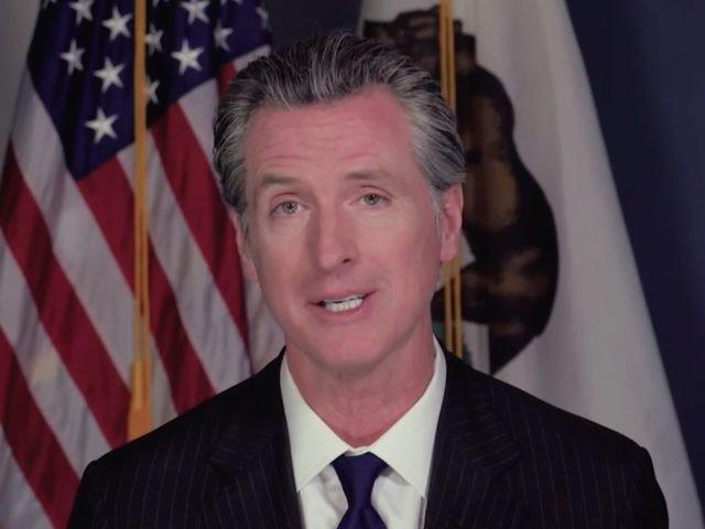 Gavin Newsom reparations (Screenshot / Office of Governor Gavin Newsom)