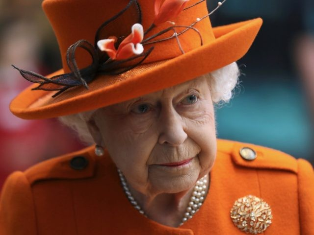 LONDON, ENGLAND - MARCH 07: Britain's Queen Elizabeth II looks on during a visit to the Science Museum on March 07, 2019 in London, England. Queen Elizabeth II visited the museum to announce its summer exhibition, 'Top Secret', and unveil a new space for supporters, to be known as the …