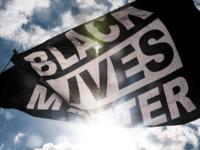 Military Whistleblower: Giant 'Black Lives Matter' Flag Hung at U.S. Base in Africa