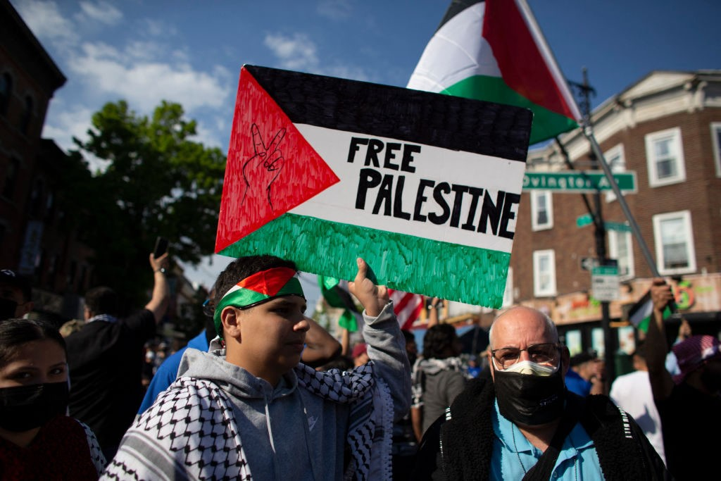Michigan Public School Defends Allowing Student to Display 'Free Palestine' Flag at Graduation