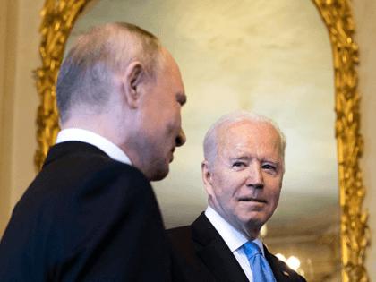 Putin Trolls Biden with Guantánamo, Ashli Babbitt, 'Secret CIA Prisons'