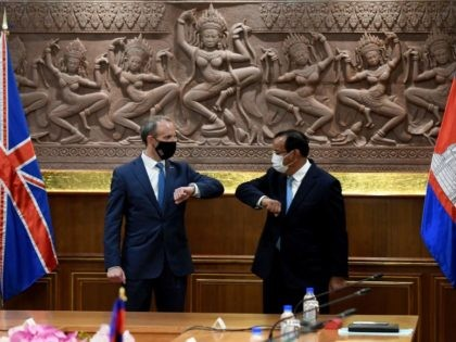 UK Meets With Cambodia For Asia Trade Talks