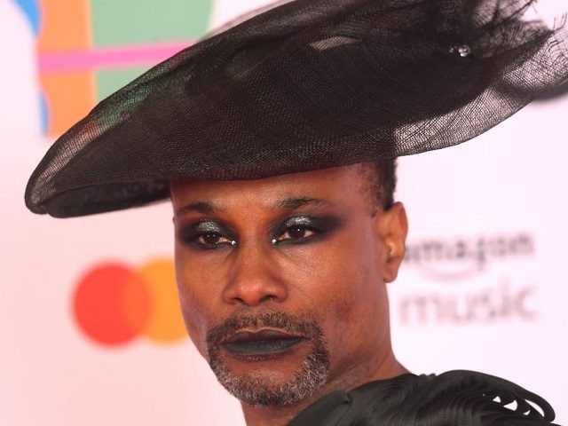 LONDON, ENGLAND - MAY 11: Billy Porter attends The BRIT Awards 2021 at The O2 Arena on May 11, 2021 in London, England. (Photo by Dave J Hogan/Getty Images)