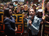 AOC, Cori Bush Launch Racial Attack on Bipartisan Deal: '#NegotiationsSoWhite'
