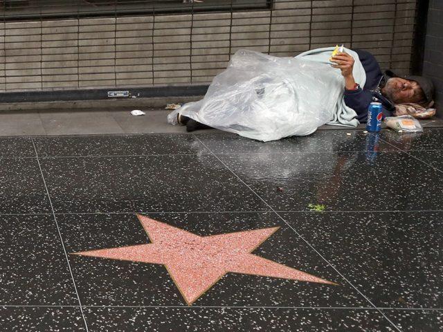 Homeless Hollywood (Mario Tama / Getty)