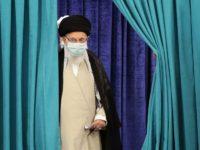 Supreme Leader Ayatollah Ali Khamenei Receives all-Iranian Coronavirus Jab