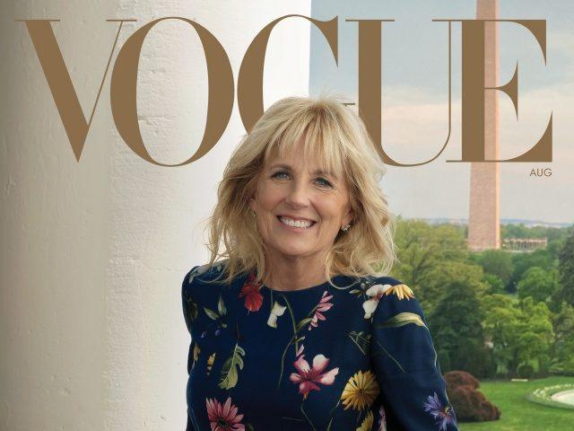 Jill on Vogue
