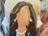 VP's Office on Defense After Faceless Kamala Cookies Go Viral