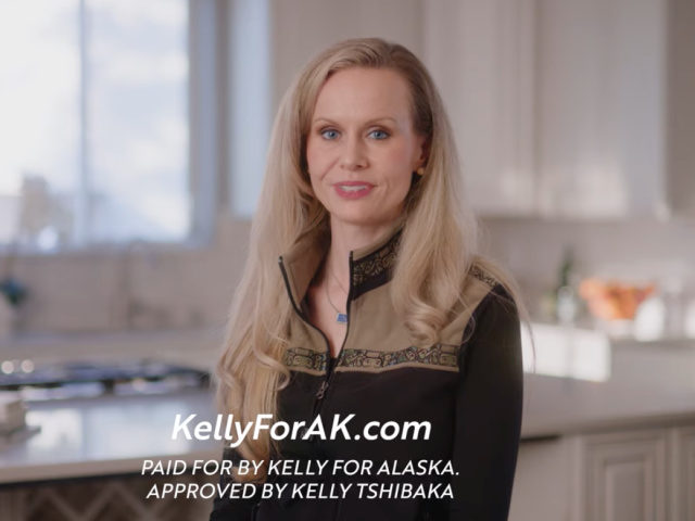 Kelly Tshibaka Ad