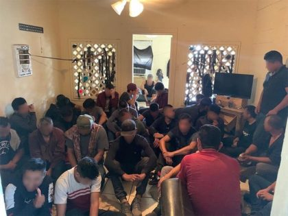 Laredo Sector Border Patrol agents find more than 100 migrants in a human smuggling stash house. (Photo: U.S. Border Patrol/Laredo Sector)