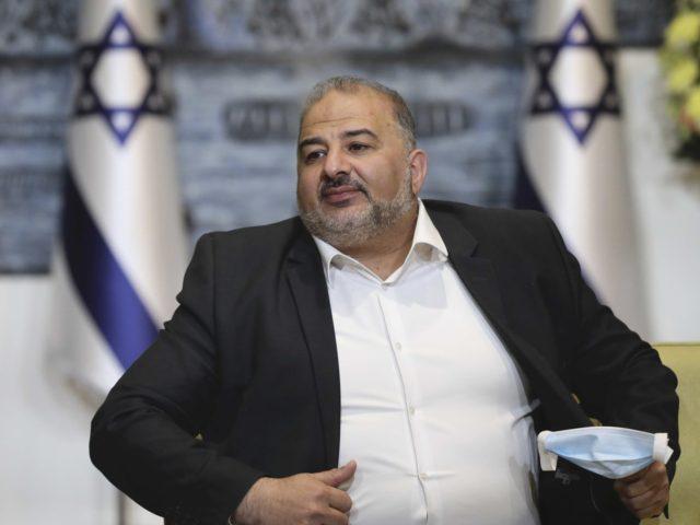 Mansour Abbas (Abir Sultan / Associated Press)