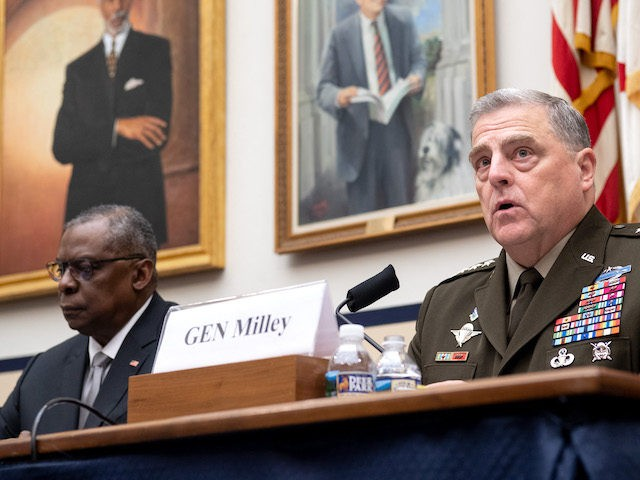 Pentagon Leader: Accusations of Military Being 'Woke' Are 'Offensive,' Defends Studying Critical Race Theory