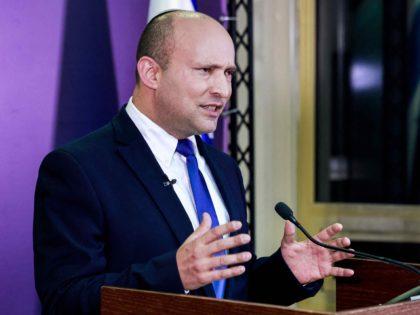 Naftali Bennett (Menahem Kahana / AFP / Getty)