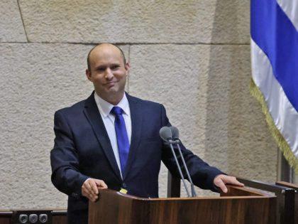 Naftali Bennett confirmed (Emmanuel Dunand / AFP / Getty)
